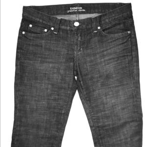 Bebe Jeans size 6